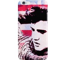 Vintage Elvis portrait nº 2 iPhone Case/Skin