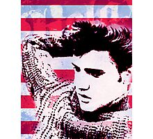Vintage Elvis portrait nº 2 Photographic Print