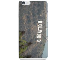 Hollywood! iPhone Case/Skin