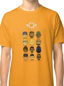 gears of war characters  Classic T-Shirt