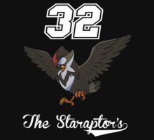 staraptor by Lorren Francis