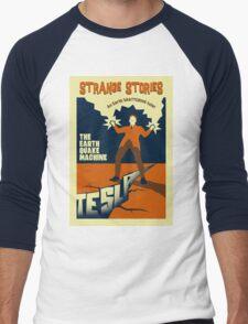 Earthquake! Men's Baseball ¾ T-Shirt