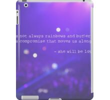 MAROON MUSIC - She Will Be Loved iPad Case/Skin