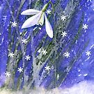 Snowdrop Fun by Jacki Stokes
