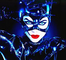 Michelle Pfeiffer in Batman Returns by Art Cinema Gallery