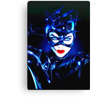 Michelle Pfeiffer in Batman Returns Canvas Print