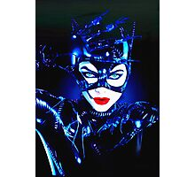 Michelle Pfeiffer in Batman Returns Photographic Print
