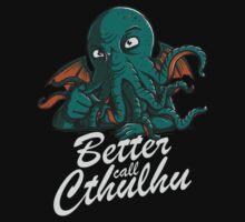 Better Call Cthulhu Kids Clothes