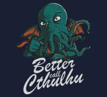 Better Call Cthulhu T-Shirt