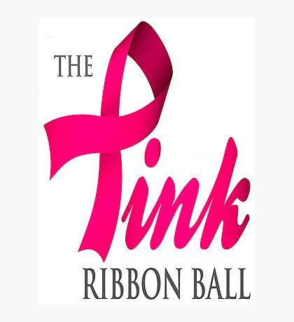 Pink Ribbon  Photographic Print