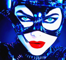 Michelle Pfeiffer in Batman Returns Sticker