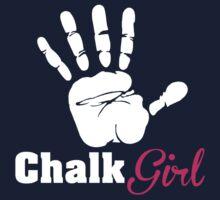 Climbing: Chalk Girl by nektarinchen