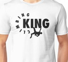 Climbing King Unisex T-Shirt