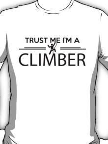 Trust me I'm a climber T-Shirt