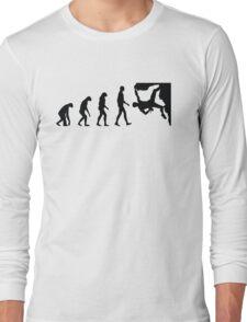 Evolution Climbing Long Sleeve T-Shirt