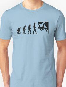Evolution Climbing Unisex T-Shirt