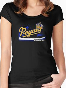 Royals Tee Women's Fitted Scoop T-Shirt