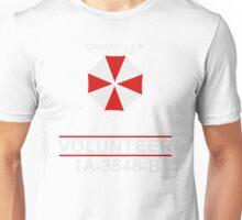Umbrella Volunteer Unisex T-Shirt