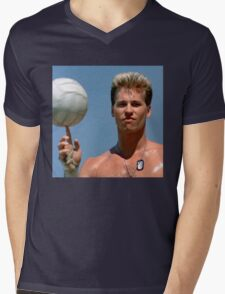 Playin' With The Boys Mens V-Neck T-Shirt