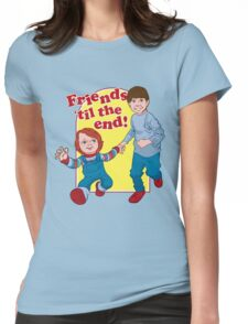 Friends Til the End Womens Fitted T-Shirt
