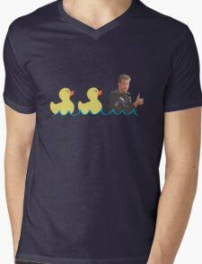 Duck...Duck...Goose! Mens V-Neck T-Shirt