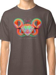 Infinite Possibilities - (Neon Infinity Flamingo) Classic T-Shirt