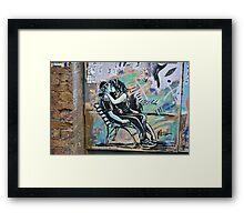 The Lovers  Framed Print