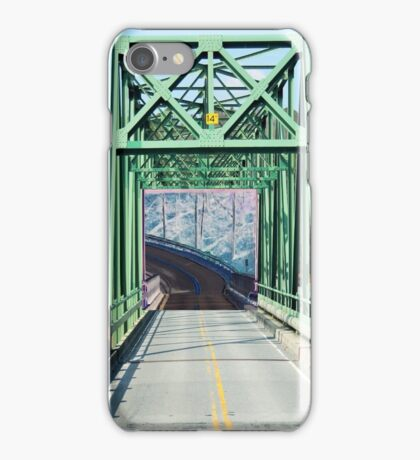 About to Leave Reality iPhone Case/Skin