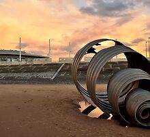 Mary's Shell - Cleveleys by towerphotos