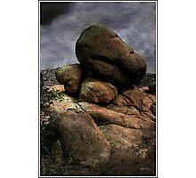 Five Stones in the Dells Photographic Print