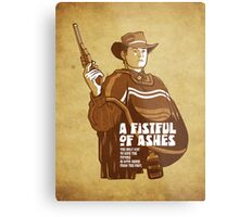 A Fistful Of Ashes  Metal Print