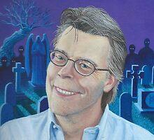 Stephen King by Conrad Stryker