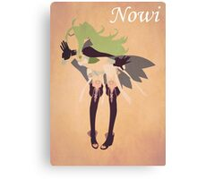 Nowi - Updated Canvas Print