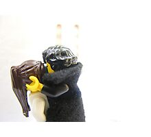 Lego Kiss Photographic Print