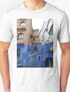 Atlas Travel 2 Desert Caravan 2 village T shirt T-Shirt