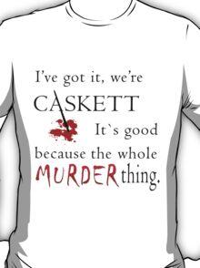 Castle Caskett Shirt T-Shirt