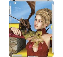 Dragon Lady iPad Case/Skin