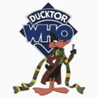 Ducktor Who by zazzo