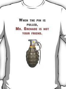 Mr. Grenade T-Shirt