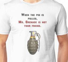 Mr. Grenade Unisex T-Shirt