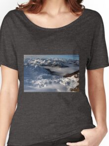 Mountain paradise Women's Relaxed Fit T-Shirt