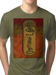 Desert Off road Long sleeve Shirt egipt design woodie Tri-blend T-Shirt
