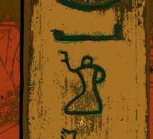Desert Off road Long sleeve Shirt egipt design woodie Sticker