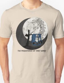The Persistence of Timey Wimey Grunge T-Shirt