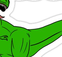 Dinosaurs Bitch! Sticker