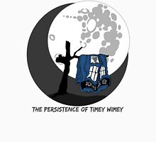 The Persistence of Timey Wimey Clean T-Shirt