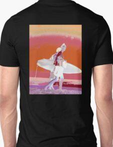 Surf Long sleeve Shirt surf class design  T-Shirt