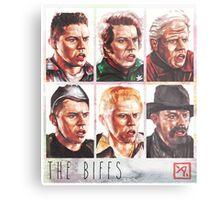 The Biffs Metal Print