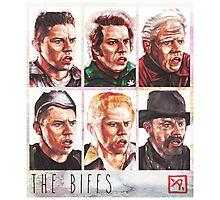 The Biffs Photographic Print