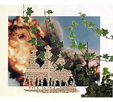 Tierra Sólida Protección Photographic Print